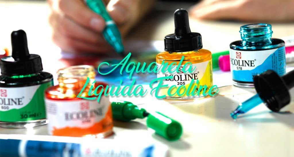 Aquarela Líquida Ecoline Royal Talens