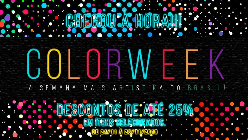 COLOR WEEK ARTISTIKA